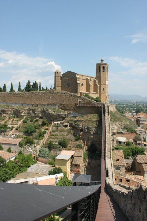 Muralla medieval de Balaguer
