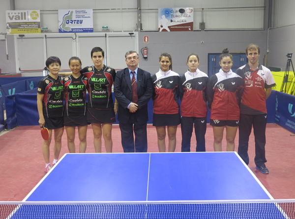 Balaguer Villart Logístic i Falcons de Sabadell