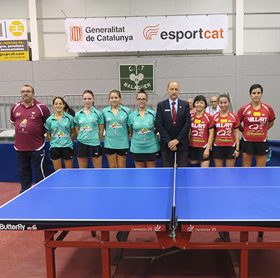 Balaguer Villart Logístic VS Covicsa Sta. Eulària