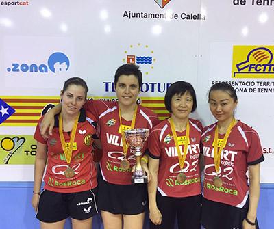 Villart Logistic Campio Catalunya