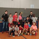 Torneig Balaguer Programa Tennis taulaa a les escoles