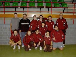 Participants Campionat Provincial