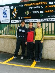 Campionat Espanya Juvenil Pontevedra